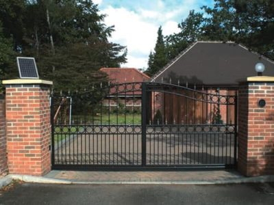 Access Control with Automatic Gates in Kerry