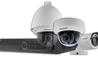 HIKVISION Camera HD CCTV Equipment in Kerry