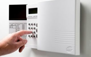 Wireless Intruder Alarms Control Panels Installed and Tested in Killorglin Town