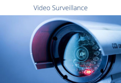 Video Survelliance and Cameras for Business