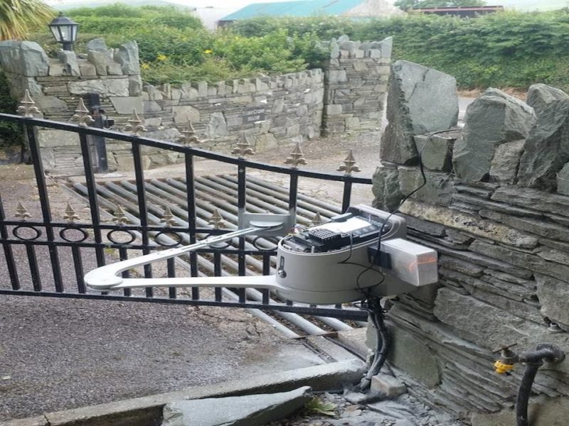 Electric Gate Installation Tralee, Killarney, Killorglin, Caherciveen, Listowel and Dingle