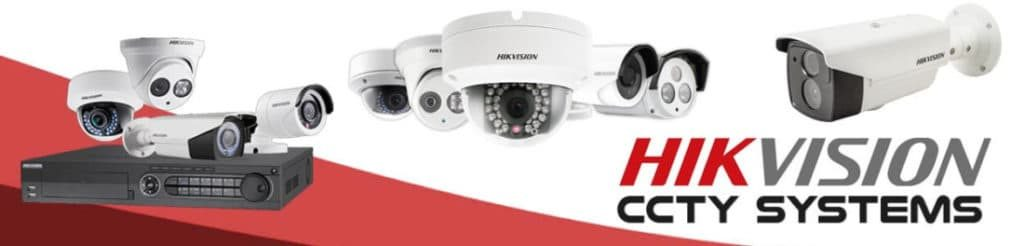 HIKvision video surveillance cameras in Kerry