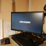 Screen Display for Hikvision Surveillance