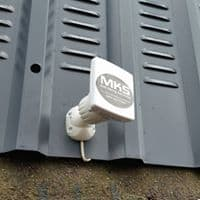 MKS Branded Survelliance Equipment installations