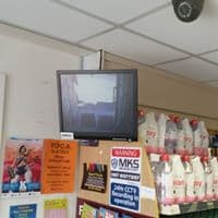 MKS Screen Display in Shop